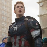 Marvel's Avengers: Age Of Ultron..Steve Rogers/Captain America (Chris Evans)..Ph: Jay Maidment..?Marvel 2015