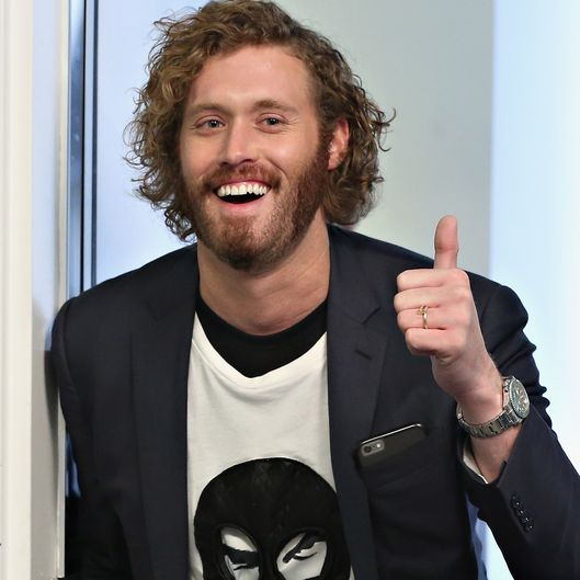 T.J. Miller to Voice a Face in Emoji Movie -- Vulture