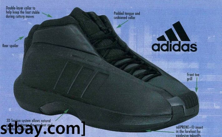 fca21034bd42 Kobe Bryant Had the Worst Signature Sneakers in History. That Only ...