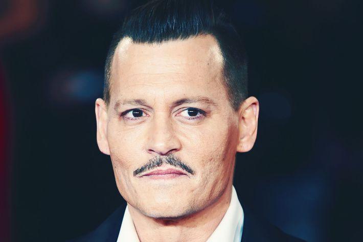 Image result for Johnny Depp 2018