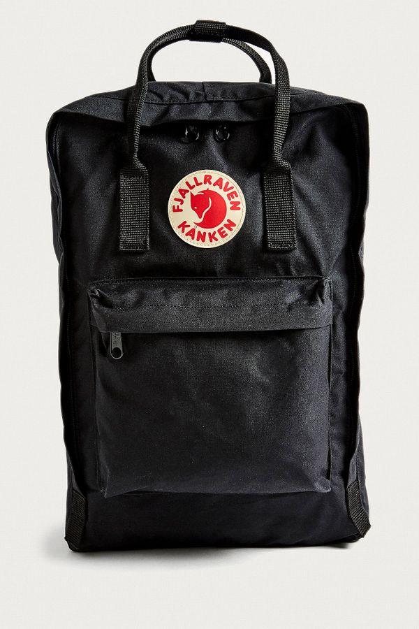 Fjallraven Kanken Big Black Backpack