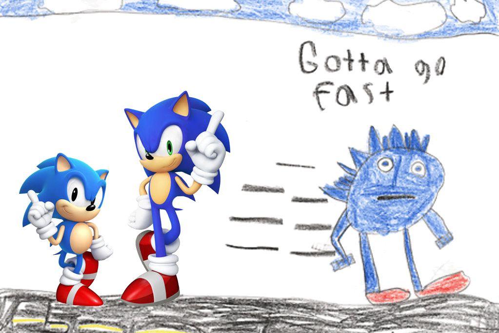 How Sonic The Hedgehog Explains The Internet