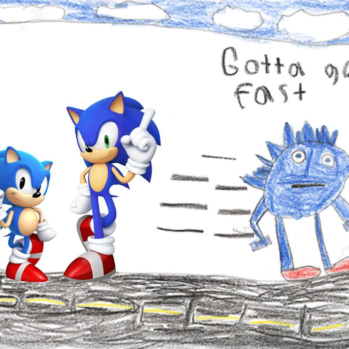 How Sonic The Hedgehog Explains The Internet