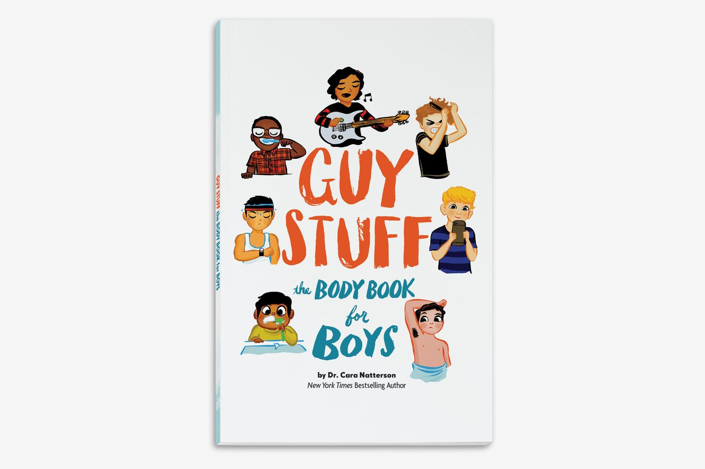 <em>Guy Stuff: The Body Book for Boys</em>