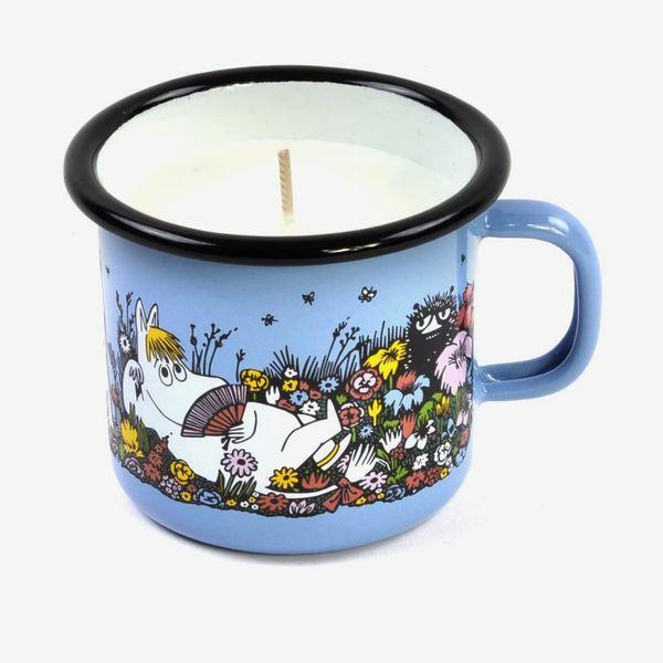Muurla Moomin Medium Mug Candle