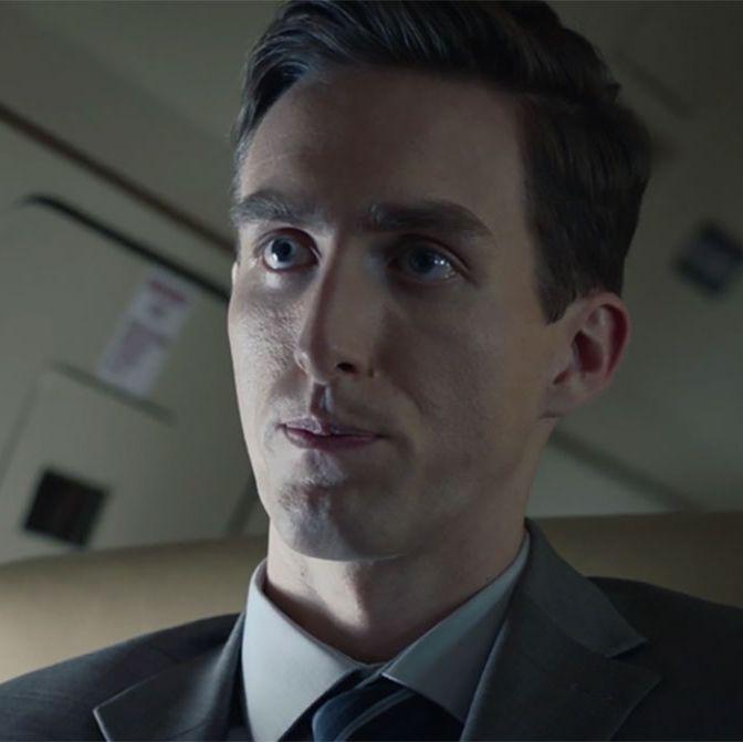 Randy Ingram as Agent Petey in Watchmen.