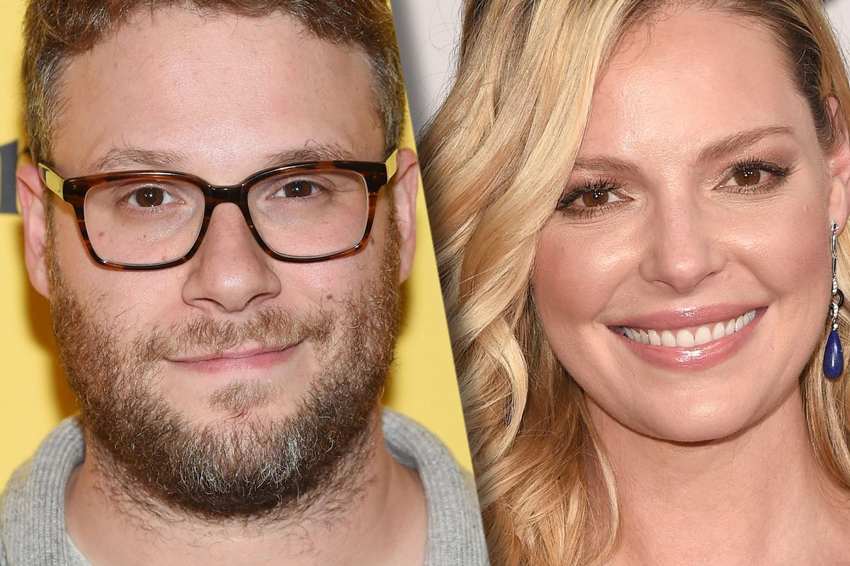 Seth Rogen Calls A Truce With Katherine Heigl Over Knocked Up Feud But He D Still Like An Apology