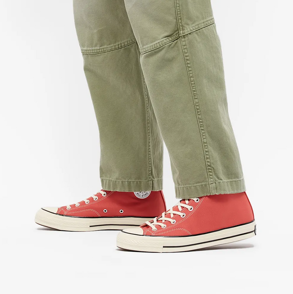 Converse Chuck Taylor 70 Hi Recycled Canvas Sneakers