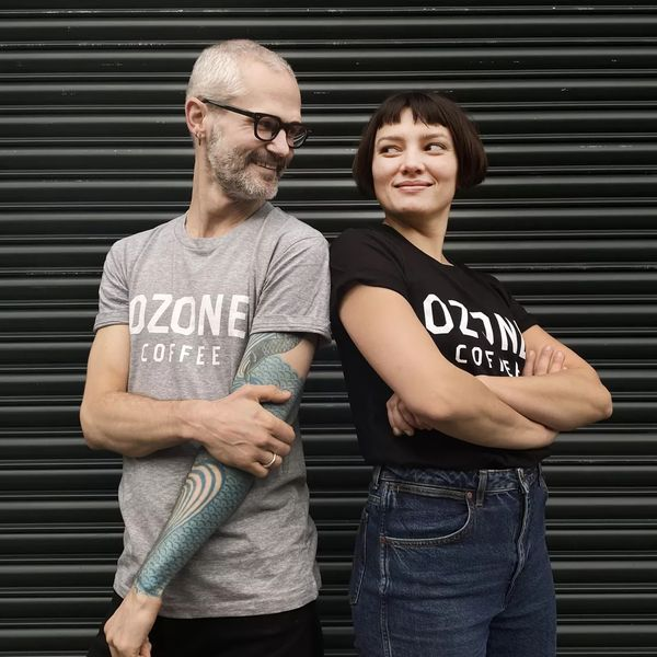 Ozone Logo T-shirt