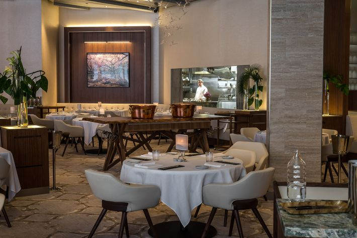 Gabriel Kreuther S New Restaurant Is Absolutely Gorgeous