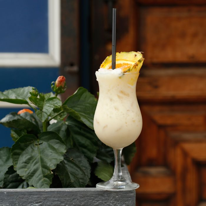 The Absolute Best Piña Colada In New York