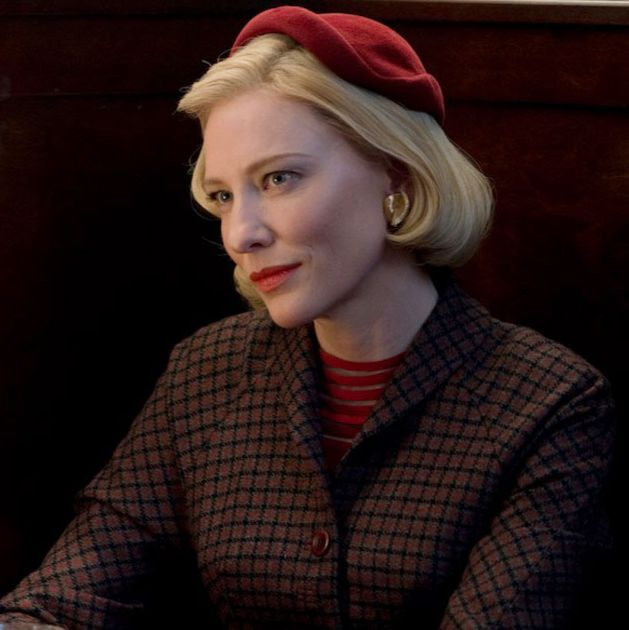 Cate Blanchett, a danger to planes.
