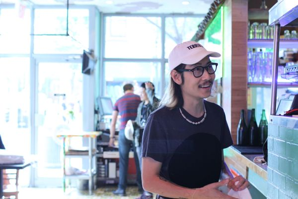 Danny Bowien Opens Up About Ego, Creativity, and His New Mission Chinese Burrito