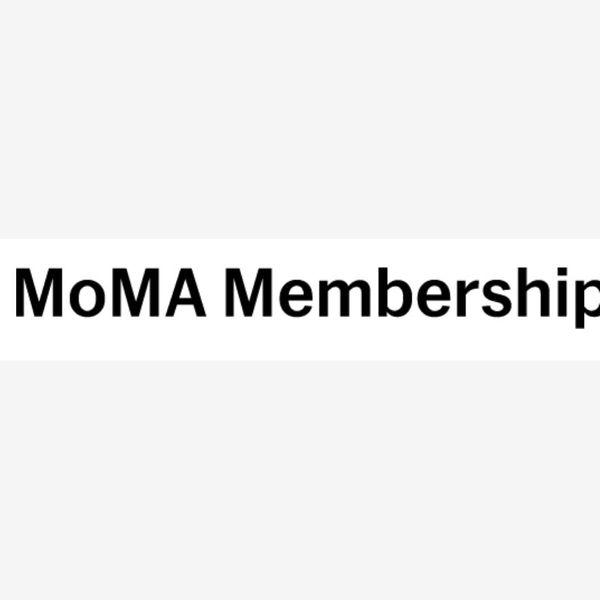 MoMA Membership