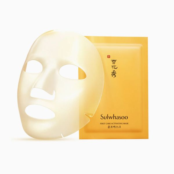 Sulwhasoo First Care Activating Sheet Mask