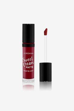Jordana Sweet Cream Matte Liquid Lip Color -11 Red Velvet Cake