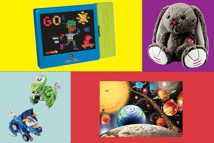 8 Best Toys for 3-Year-Olds 2018
