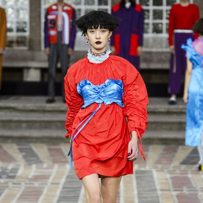 ecd687e6 Kenzo Casts All-Asian Runway Show to Honor Japanese Heritage