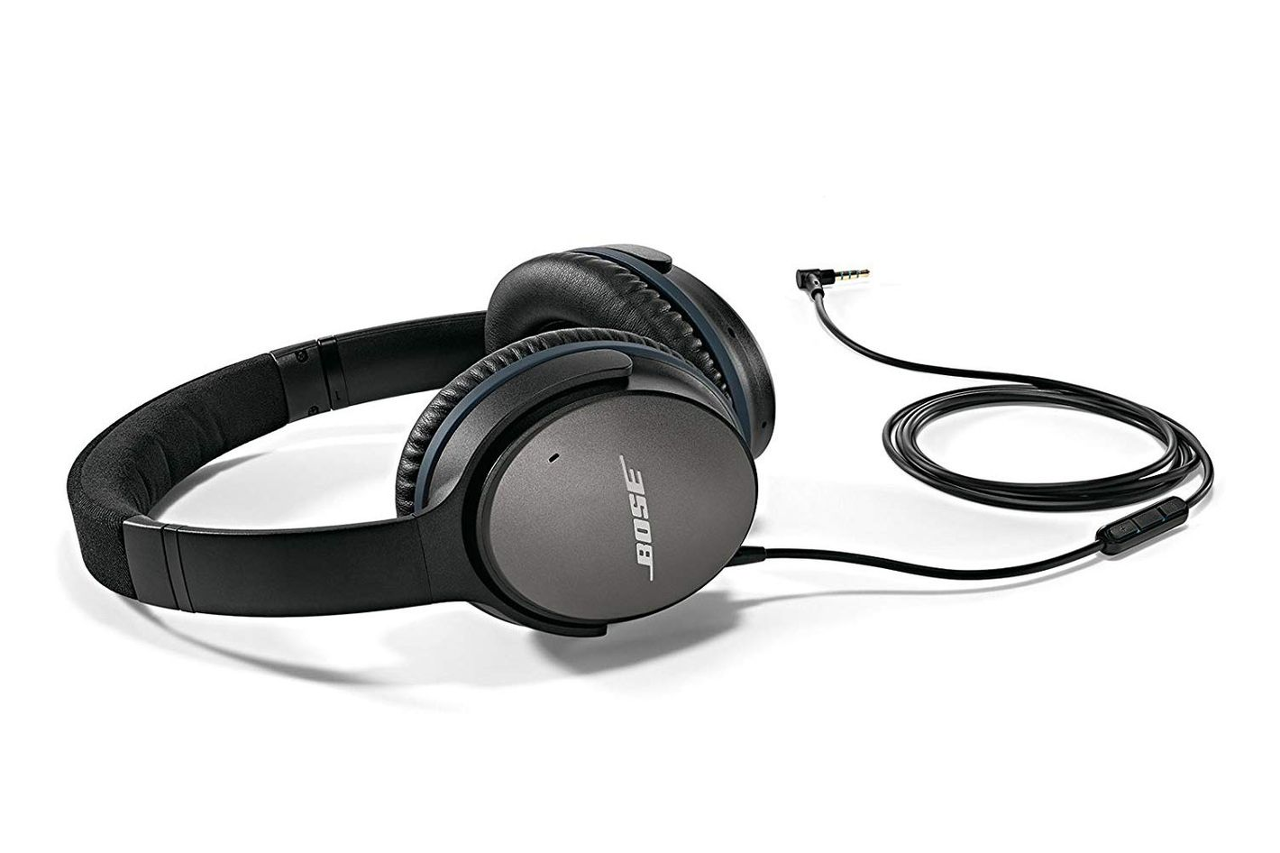 Bose QuietComfort 25 Acoustic Noise Canceling Headphones for Android Devices, Black