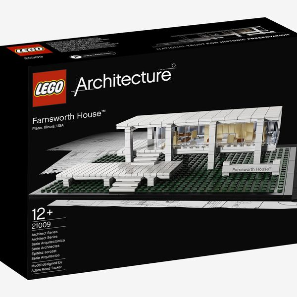 LEGO Architecture Farnsworth House, Ages 12+