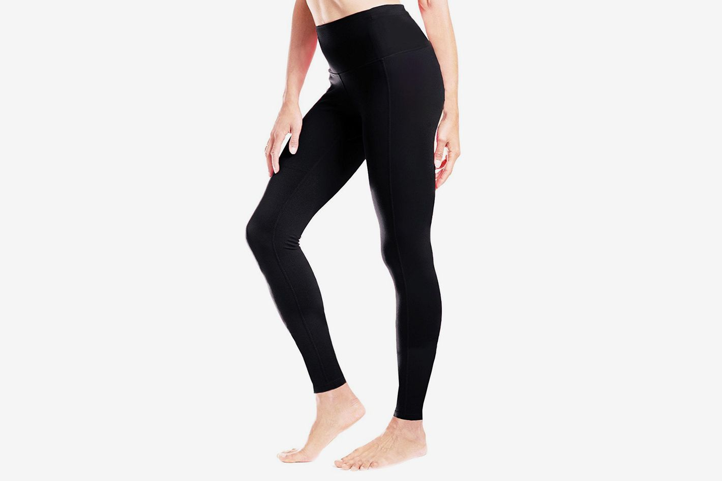 4c27ad107b3c Yogipace Petite Length High Waisted Yoga Leggings
