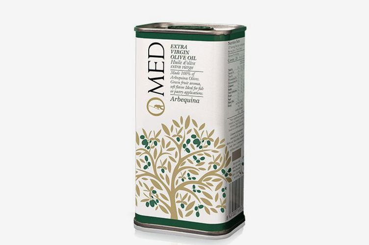 O-Med Arbequina Extra Virgin Olive Oil