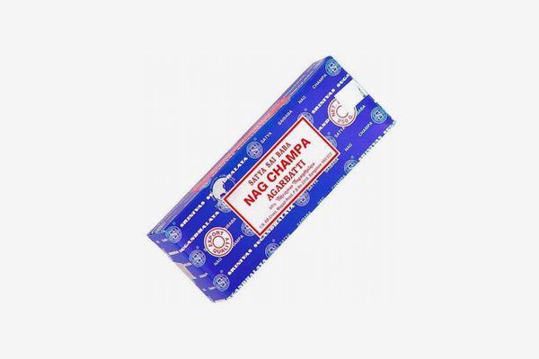 Satya Sai Baba Nag Champa Agarbatti Incense Sticks Box