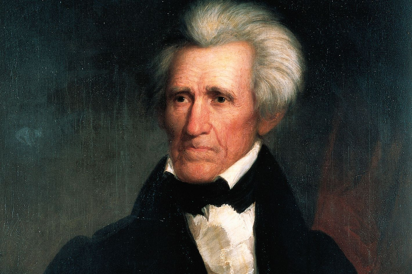 Andrew jackson- first real democratic president?