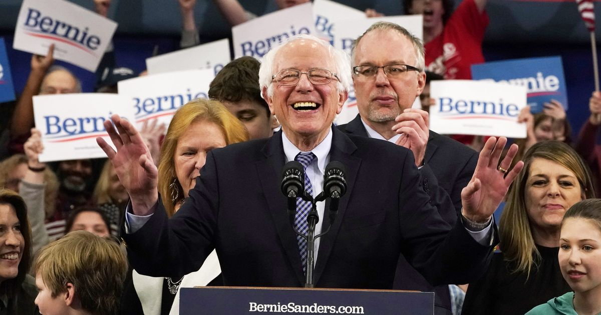 Why There Is No Democratic 'Never Bernie' Movement