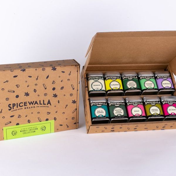 Spicewalla 10-Pack Middle Eastern Collection