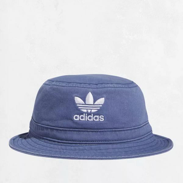 Adidas Originals Washed Cotton Bucket Hat
