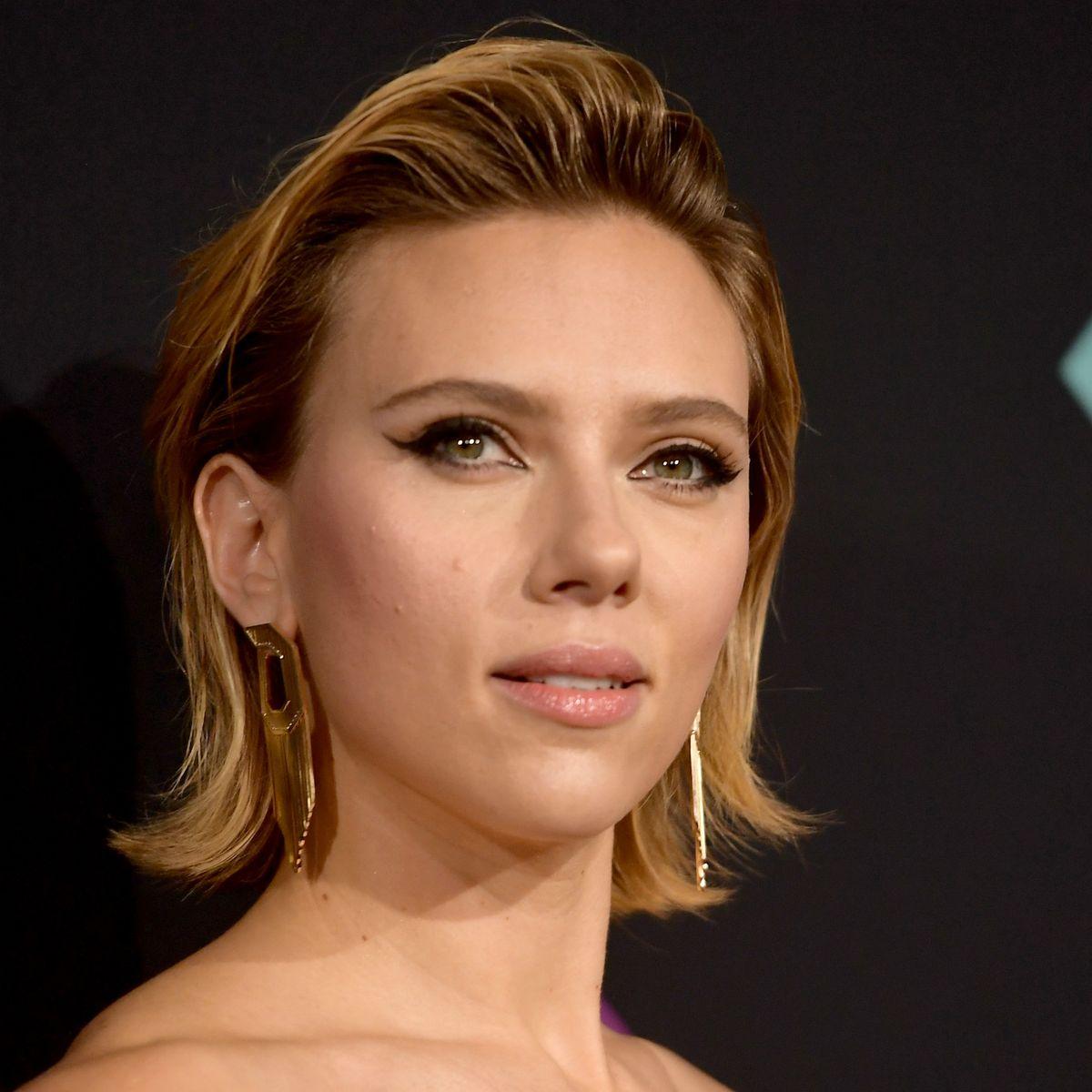 Scarlett Johansson Ruminates On Deepfake Porn Of Her Image