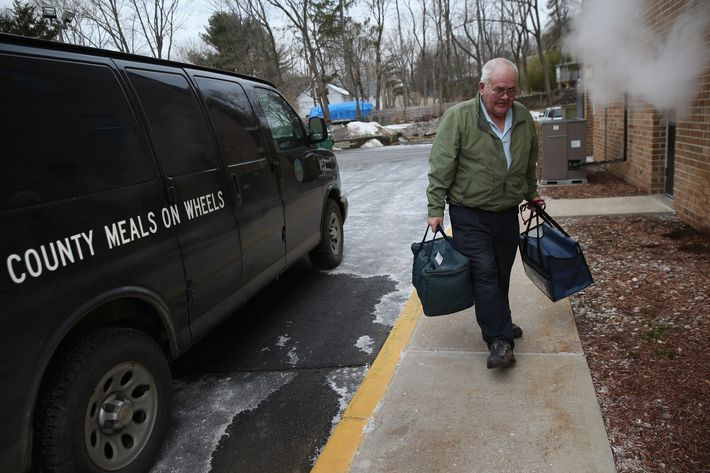 Budget Cuts Potentially Impacting Meals on Wheels