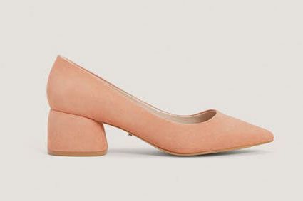 Heel Suede Shoes