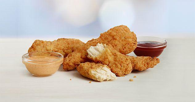 Mcdonalds Forced To Halt Sales Of Chicken Tenders