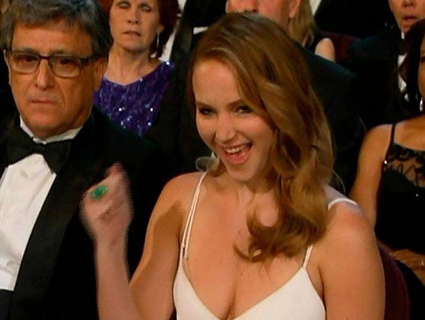Oscars Frozen Moments