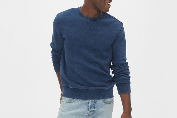 Gap Heavyweight Thermal, Indigo