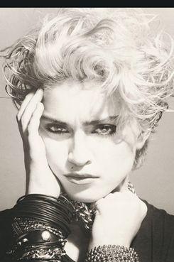 The cover of <em>Madonna</em>.