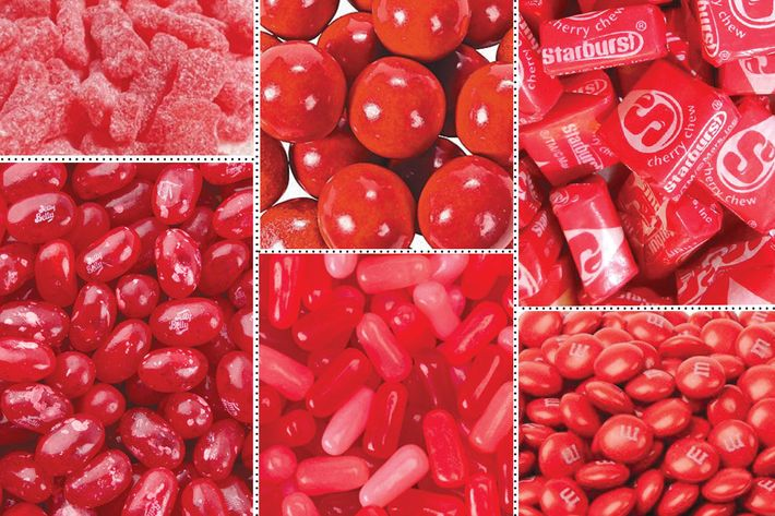 Red Candy on Amazon