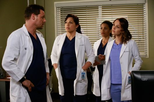 JUSTIN CHAMBERS, SARA RAMIREZ, KELLY MCCREARY, CAMILLA LUDDINGTON