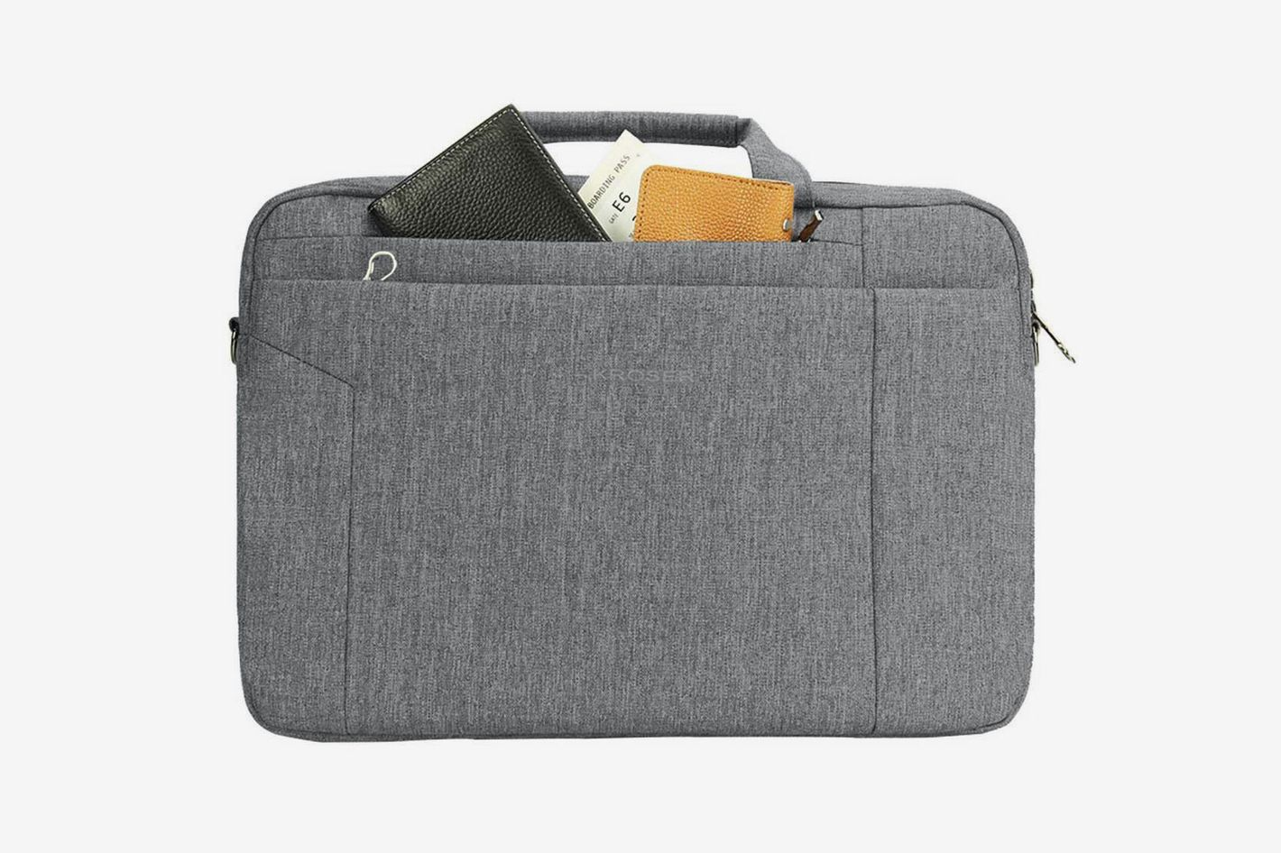 160d032428 The best laptop messenger bag. Kroser Laptop Bag