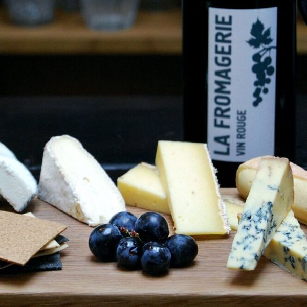 Virtual Wine and Cheese Tasting Class