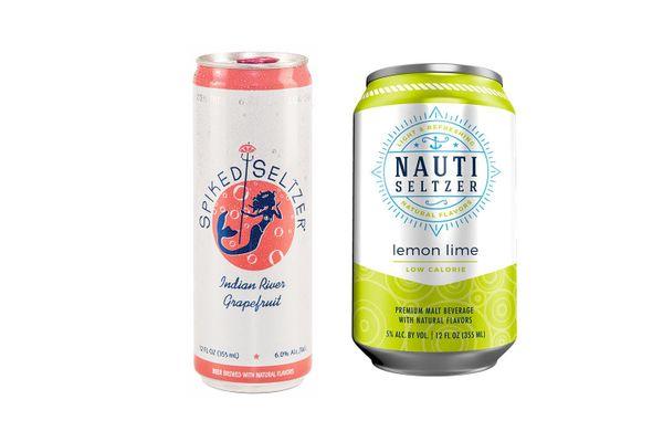 Alcoholic Seltzer Has Arrived