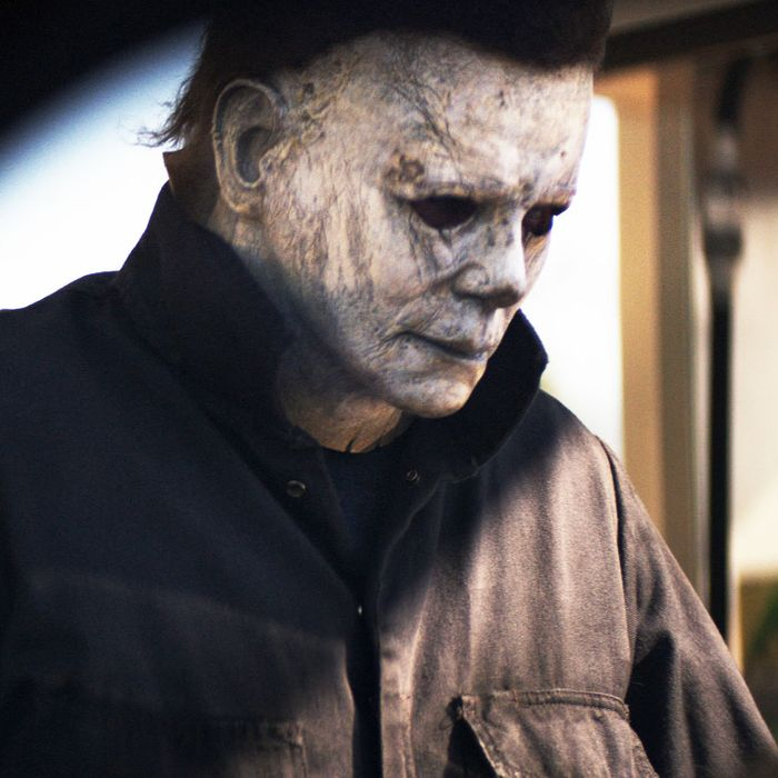 Halloween 2020 Michael Myers Face Slpit New Michael Myers Mask Creator Explains The Face of Evil