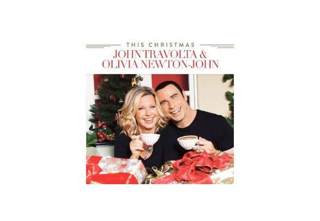 olivia newton john and john travolta made a christmas album - Olivia Newton John This Christmas