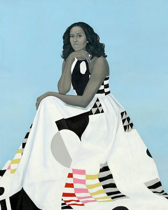 Michelle Obamas Portrait Is For All Of Us Black Girls