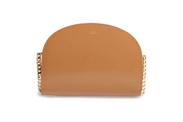 A.P.C. Sac Luna Leather Bag