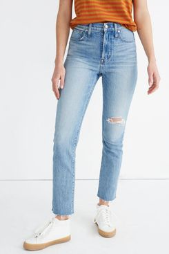 Madewell Perfect Vintage Jean: Comfort Stretch Edition