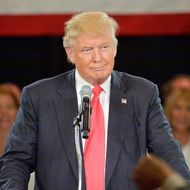 Donald Trump Begins Post-Convention Campaign Swing in Roanoke, VA