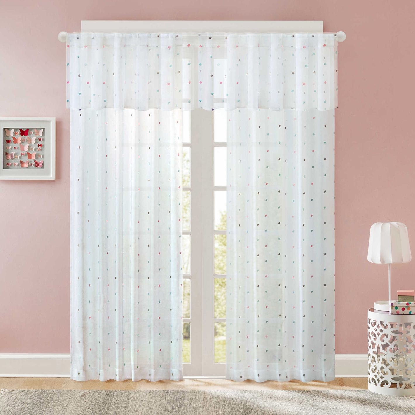 Regency Heights Curtains